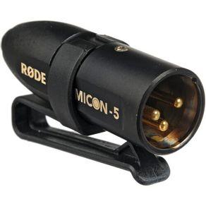 Conector-Rode-MiCon-5-para-Microfones-Rode-MiCon--XLR-