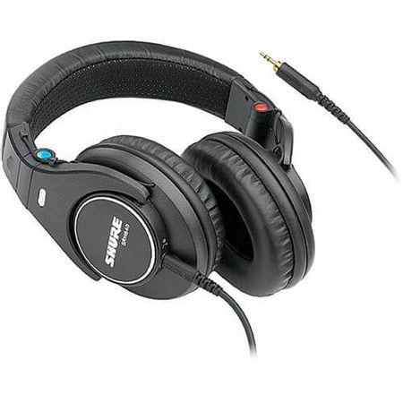 Fone-De-Ouvido-Shure-SRH840-Over-Ear-Headphone-Profissional