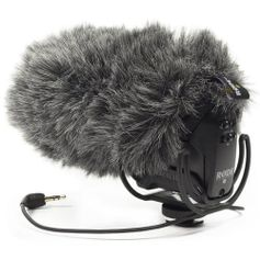 Protetor-de-Vento-DeadCat-VMPR-Rode-para-Microfone-VideoMic-Rycote