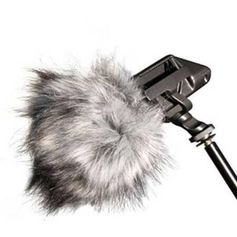 DeadKitten-Furry-WindMuff-Rode-para-Microfone