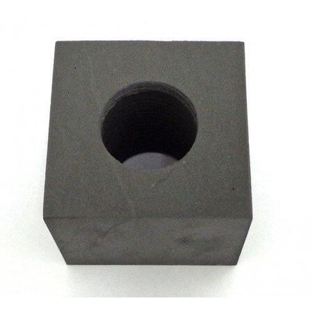 Canopla-Quadrada-Para-Microfone-de-Mao---Preta
