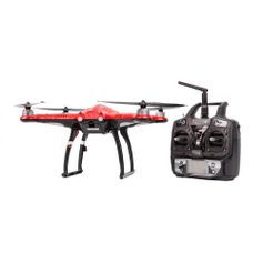 Drone-Free-X2-FPV-com-Gimbal-para-GoPro-Hero3-e-Hero3--e-Hero4---Vermelho-e-Preto