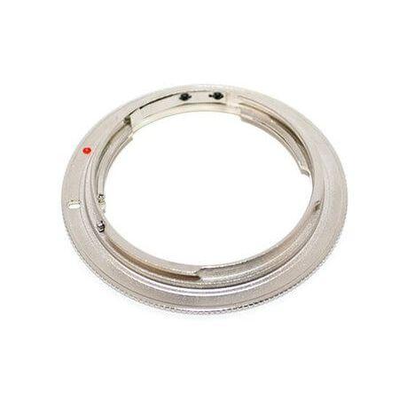 Adaptador-de-Lente-Pentax-K-em-Corpo-Canon-EOS