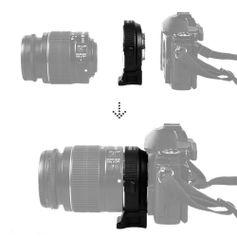 Adaptador-Eletronico-Comix-de-Lente-Canon-EF-e-EF-S-para-Montagem-M4-3--CM-EF-MFT-