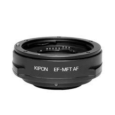 Adaptador-Eletronico-de-Lente-Canon-EF-e-EF-S-para-Montagem-M4-3--EF-MFT-AF-