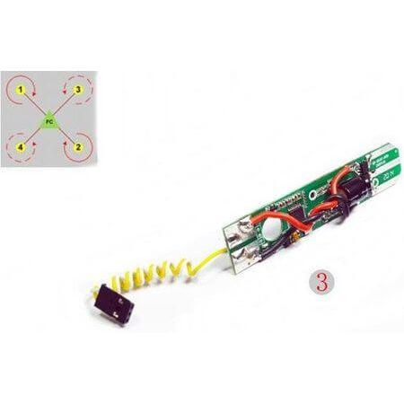 Placa-Controlador-de-velocidade-Para-Drone-Free-x-fx4-023-ESC3