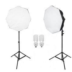 Kit-de-iluminacao-para-Estudio-Fotografico-com-2-Octabox-de-70cm-e-Lampada-de-135w