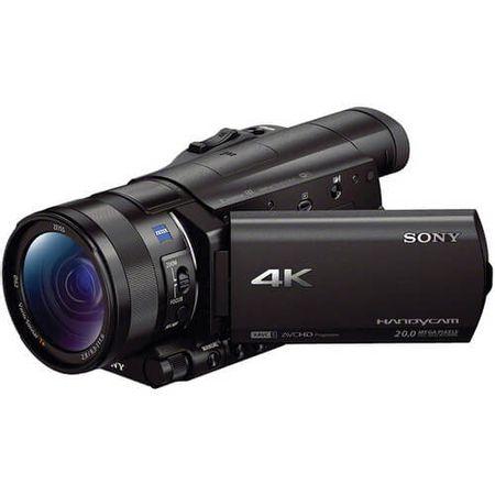 Filmadora-Sony-FDR-AX100-4K-Ultra-HD