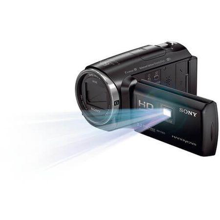 Filmadora Sony Handycam HDR-PJ670 com Projetor, 32Gb de Memória Interna e Wi-Fi
