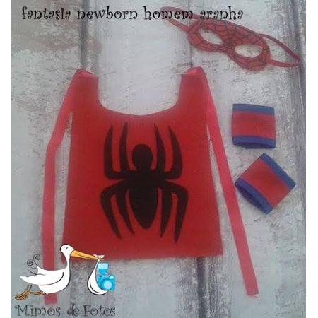 Conjunto-Newborn-Mascara-e-Capa-de-Heroi-Homem-Aranha