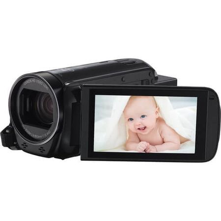Filmadora-Canon-Vixia-HF-R700-Full-HD-Zoom-de-57x