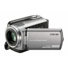 Filmadora-Handycam-Sony-DCR-SR87-com-HD-de-80GB-e-Zoom-Otico-25x