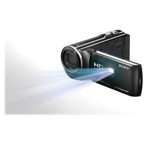 Filmadora-Sony-Handycam-HDR-PJ230-High-Definition--HD----Preta