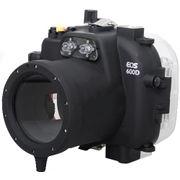 Caixa Estanque para Canon T3i com Lente 18-55mm de até 50metros de Profundidade