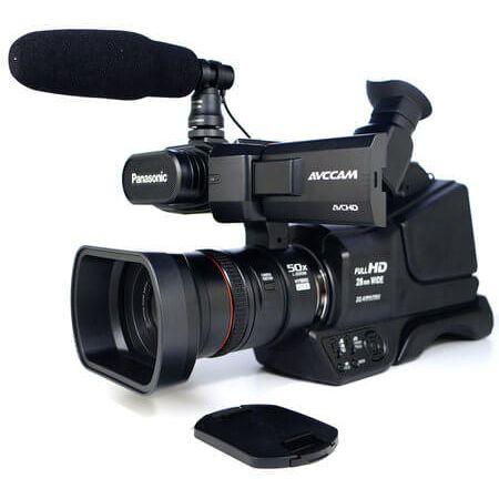 Filmadora-Panasonic-AG-AC8-AVCCAM-HD