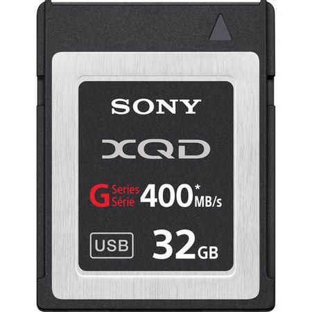 Cartão Sony XQD de 32GB 350mb/s Série G