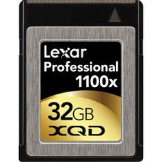 Cartão XQD Lexar 32gb 160MB/s