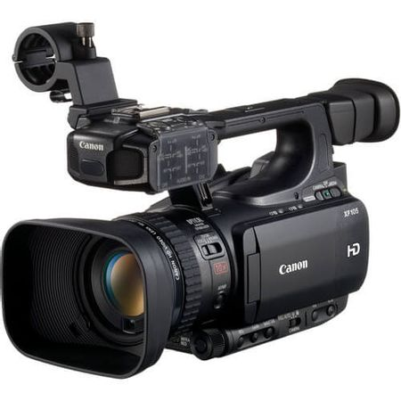 Filmadora-Canon-XF105-HD-Profissional