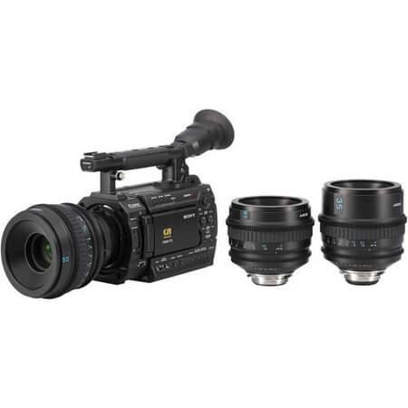 Filmadora-Sony-PMW-F3K-XDCAM-CMOS-Exmor-Super-35mm-com-Lentes-Cinealta-35mm-50mm-e-85mm