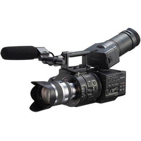Filmadora-Sony-NEX-FS700UK-Super-35mm-com-Lente-18-200mm