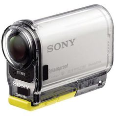 Filmadora-Sony-Action-Cam-HDR-AS100V---13.5MP---FHD---Wi-Fi---GPS