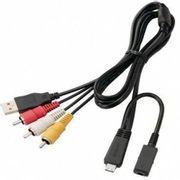 Cabo-AV-e-USB-Sony-para-Cameras-Sony-Cybershot-W350