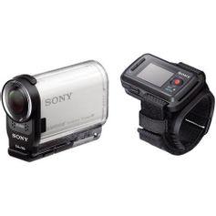 Filmadora-de-Acao-Sony-Action-Cam-HDR-AS200VR-FHD---Wi-Fi---GPS-com-o-Controle-Remoto-de-Pulso-RM-LVR2
