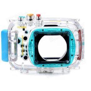 Caixa-Estanque-para-Camera-Nikon-1-V1-com-Lente-10mm