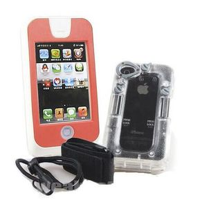 Caixa-Estanque-para-iPhone-4-4s---Laranja