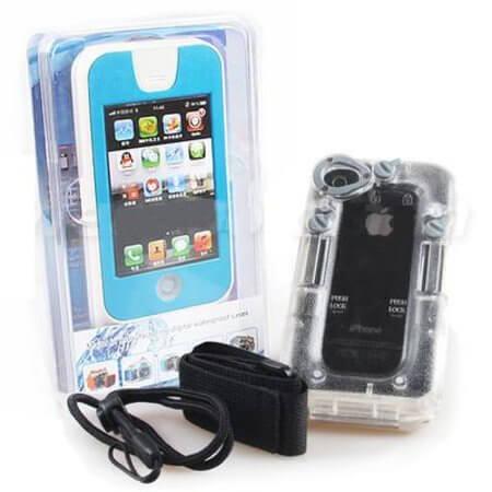 Caixa-Estanque-para-iPhone-4-4s---Azul