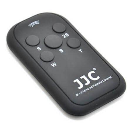 Disparador-Remoto-JJC-IR-C2-sem-Fio-para-Cameras-Canon