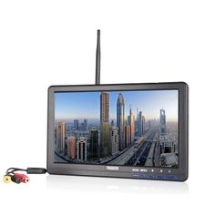 Monitor-FPV-8--AV-e-Receptor-Wireless