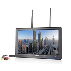 Monitor-FPV-10--Full-HD-HDMI-e-Receptor-Wireless