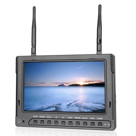 Monitor-FPV-7--Full-HD-com-Receptor-Wireless-5.8GHz-e-Bateria