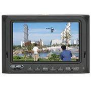 Monitor-FPV-Led-5--com-Entrada-e-Saida-RCA--PC-500A-