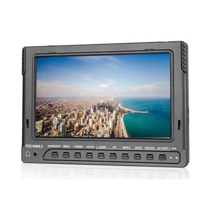 Monitor-FPV-7--Full-HD-com-Entrada-HDMI---AV-e-Bateria-interna