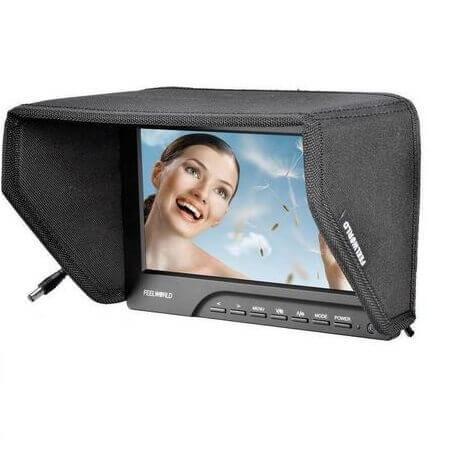 Monitor-FPV-Led-7--com-Entrada-HDMI-e-AV