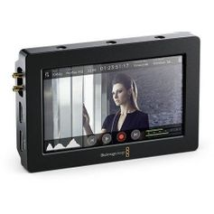 Monitor-Blackmagic-Design-Video-Assist-5--HDMI-6G-SDI