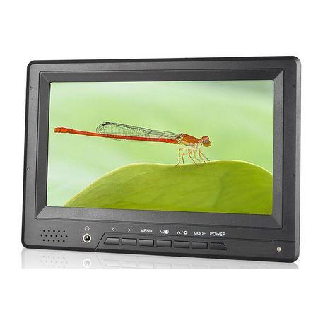 Monitor-de-Campo-FPV-Led-7--com-Entrada-e-Saida-HDMI-YPbPr-e-AV