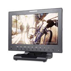Monitor-Broadcast-12--Full-HD-SDI-com-Entrada-HDMI-YPbPr-e-A-V