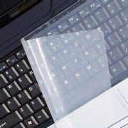 Película de Silicone para Teclados e Notebook de 16