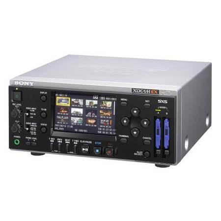 Deck-de-Gravacao-Sony-PMW-EX30-XDCAM-EX