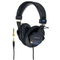 Fone-de-Ouvido-Sony-MDR-7506-Headphone-Profissional