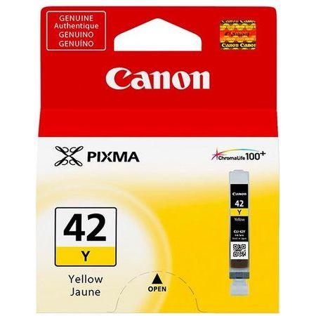 Cartucho-Canon-CLI-42-Amarelo-para-Impressora-Canon-Pixma