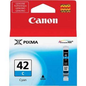 Cartucho-Canon-CLI-42-Ciano-para-Impressora-Canon-Pixma