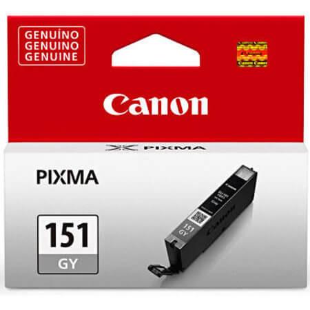 Cartucho-de-Tinta-Canon-CLI-151-Cinza