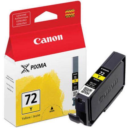 Cartucho-Canon-PGI-72Y-Amarelo-para-Impressora-Canon-Pixma-PRO-10