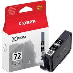 Cartucho-Canon-PGI-72GY-Cinza-para-Impressora-Canon-Pixma-PRO-10