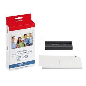 Papel-Fotografico-e-Toner-Canon-KP-36IP-para-Impressoras-Canon-Selphy-