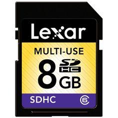 Cartao-de-Memoria-Lexar-SDHC-8GB-Classe-4